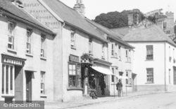 Dulverton, Bayley's General Stores 1892