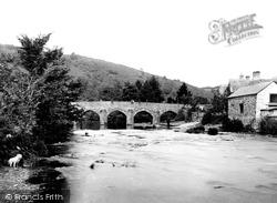 Dulverton, Bridge 1886
