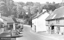 Dulverton, Bridge Street c.1960