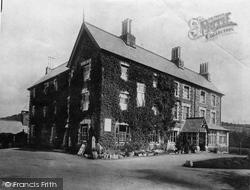 Dulverton, Carnarvon Arms Hotel 1892