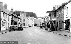Dulverton, Fore Street 1937