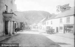 Dulverton, High Street 1892