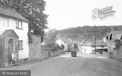 Dulverton, Rock Hill 1934