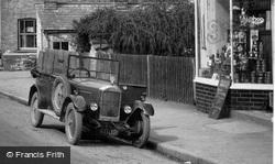 Singer Car 1934, Dulverton