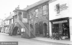 Dulverton, The Town Hall c.1965