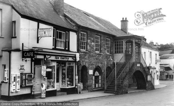 Photo of Dulverton, the Town Hall c1965