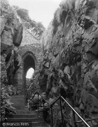 Dumbarton, Castle 1951