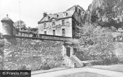Dumbarton, Castle c.1930