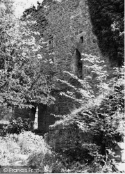 Dumbarton, Kilmahew Castle 1960