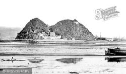 Dumbarton, The Rock c.1890