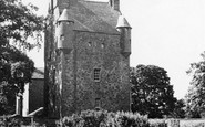 Dumfries, Amisfield Tower 1951