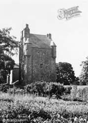 Amisfield Tower 1951, Dumfries