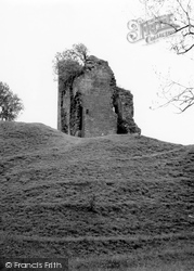 Dumfries, Torthorwald Castle 1960