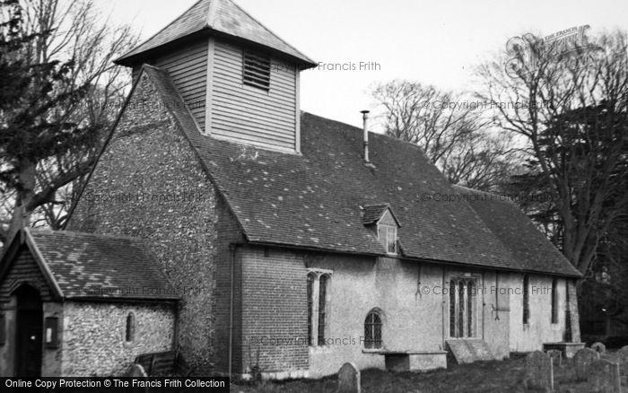 Photo of Dummer, All Saints Church 1959