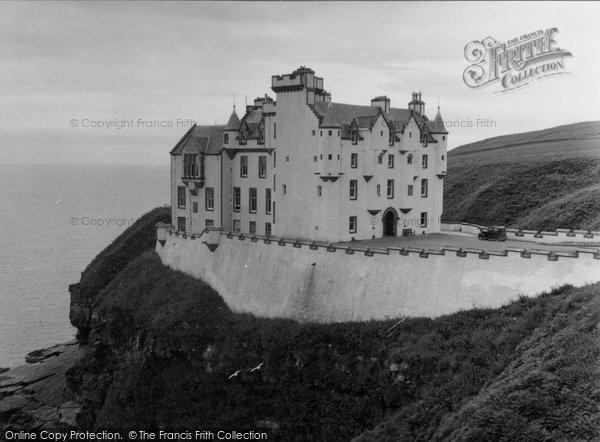Photo of Dunbeath, Castle 1952