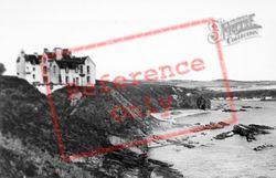 Castle c.1960, Dunbeath