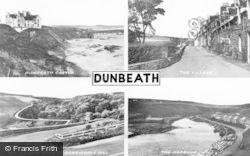 Composite c.1960, Dunbeath