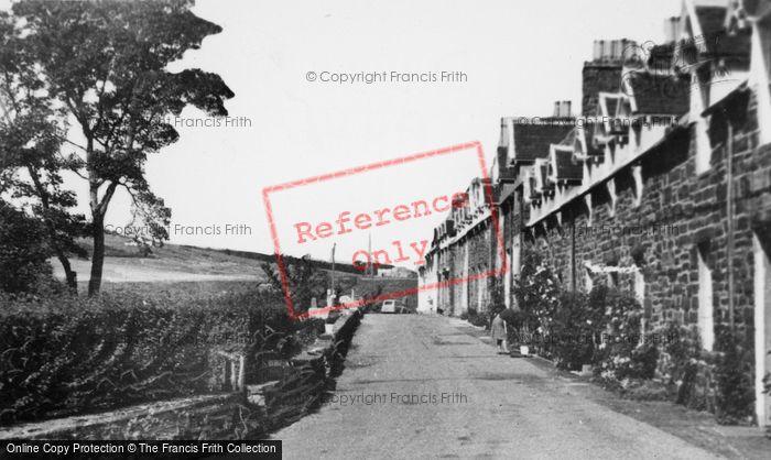 Photo of Dunbeath, The Village c.1960