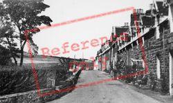 The Village c.1960, Dunbeath