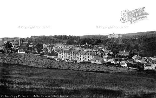 Photo of Dunblane, 1899