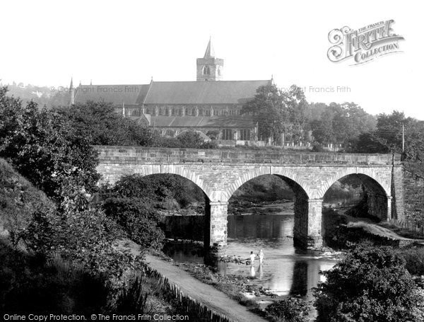 Photo of Dunblane, Bridge And Cathedral 1899