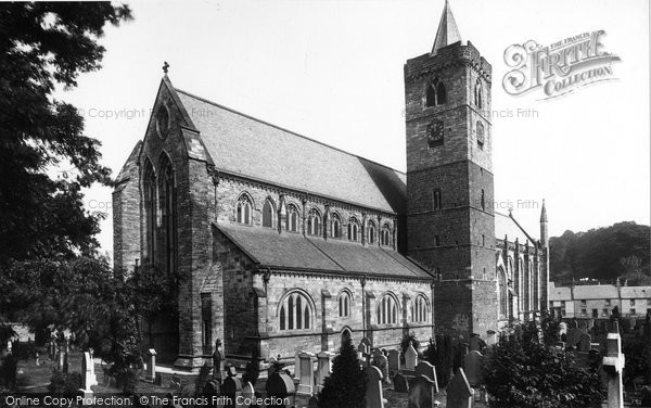 Photo of Dunblane, Cathedral 1899