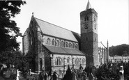 Dunblane, Cathedral 1899