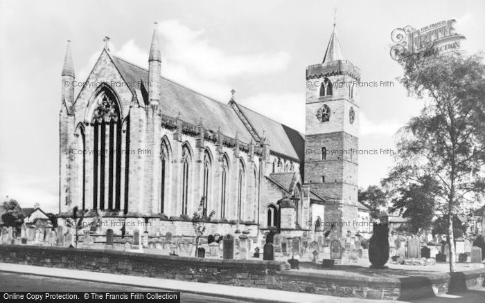 Photo of Dunblane, Cathedral c.1930
