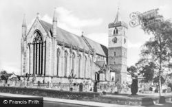 Dunblane, Cathedral c.1930