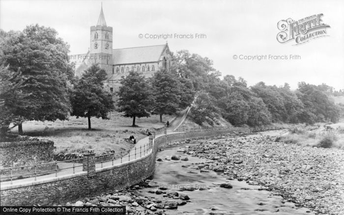 Photo of Dunblane, Cathedral c.1950