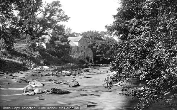 Photo of Dunblane, Mill On Allan Water 1899