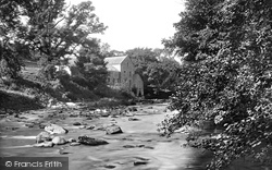 Dunblane, Mill On Allan Water 1899