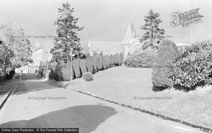 Photo of Dunblane, Queen Victoria School c.1955