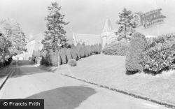 Dunblane, Queen Victoria School c.1955