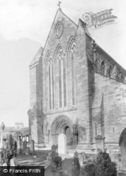 Dunblane, Ruskin Window, The Cathedral 1899