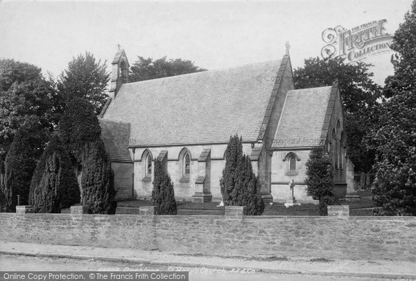 Photo of Dunblane, St Mary's Episcopal Church 1899