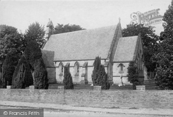 Dunblane, St Mary's Episcopal Church 1899