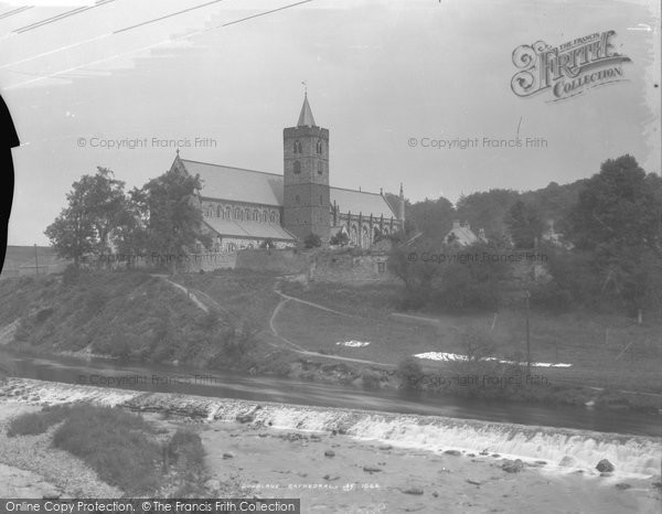 Photo of Dunblane, The Cathedral c.1880