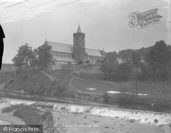Dunblane, The Cathedral c.1880