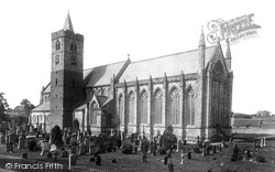 Dunblane, The Cathedral, South East 1899