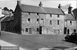 Dunblane, The Cross c.1955