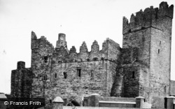 Duncannon, Dunbrody Castle c.1960