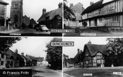 Dunchurch, Composite c.1955