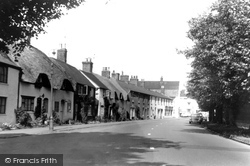 Dunchurch, Southam Road c.1955