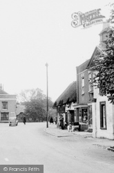 Dunchurch, The Village c.1955