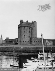 Dundee, Broughty Castle 1950