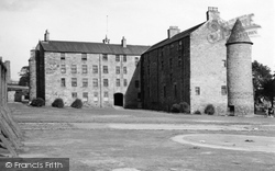Dudhope Castle 1950, Dundee