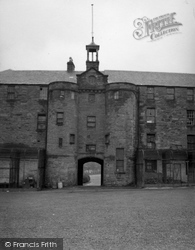Dudhope Castle 1956, Dundee