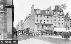 Overgate And Barrack Street c.1900, Dundee
