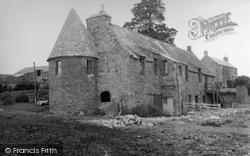 Powrie Castle 1957, Dundee
